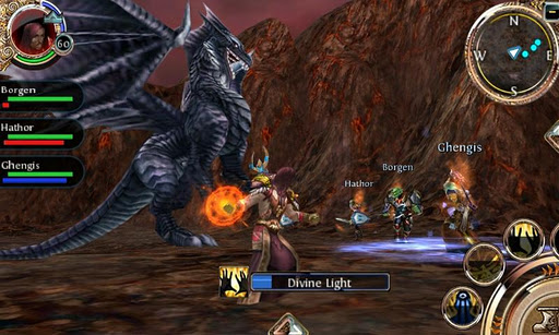Order & Chaos Online apk
