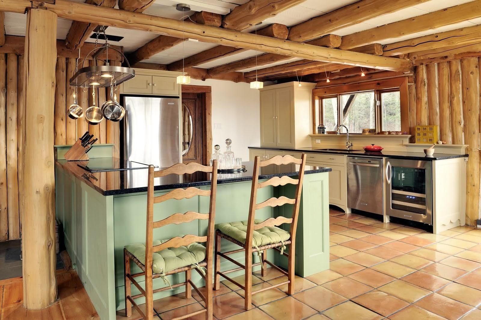 Gallart grupo el blog suelos y puertas de madera en for Cocinas rusticas de madera