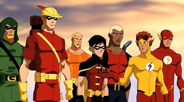 Young Justice-DC Nation