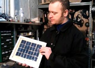paneles solares para celular