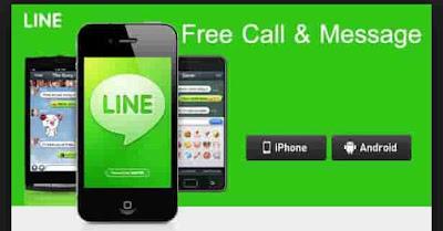 هناك الكثير من برامج وتطبيقات الاتصال المجانية التي تستخدم على شبكة الانترنت , والاتي يقوم المستخدم بتحميلها على الهواتف الذكية