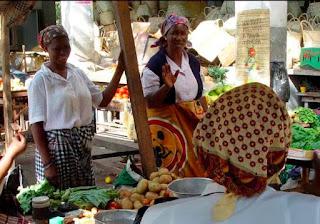 Capulanas de Moçambique