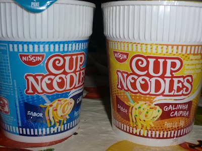 Cup Noodles <3