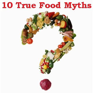 10 True Myths about Foods: Know the reality