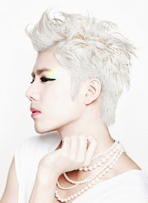 Kim Kyu Jong Yesterday snow prince teaser photo