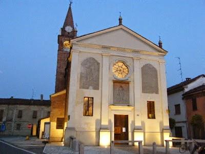 San Rocco - la facciata