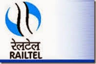 RailTel Corporation of India Ltd Logo