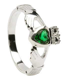Claddagh Promise Rings Photo