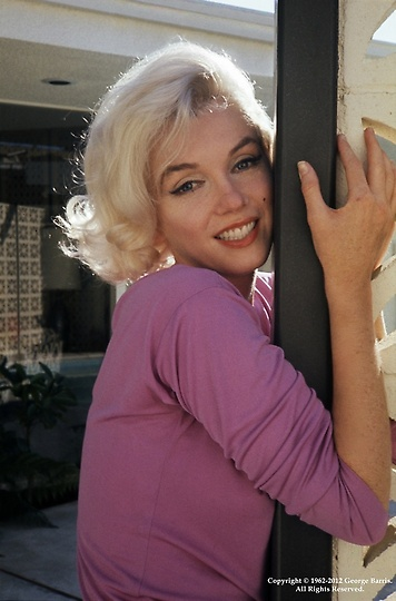 iconic photos of marilyn monroe by george barris