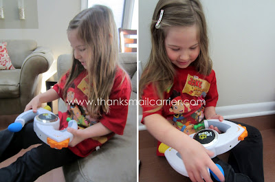 playing Bop It XT
