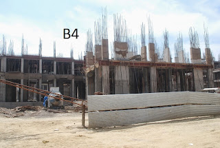 Amrapali Terrace Homes :: Construction Update b4