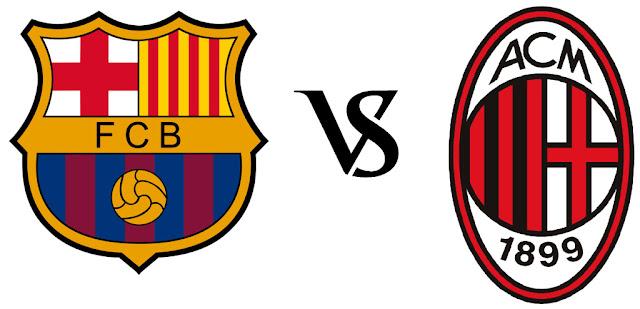 Hasil Pertandingan Barcelona vs AC Milan | Leg 2 Babak 16 Besar Liga Champions 2013