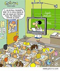 Nuevas Tecnologías: Gaturro escuela