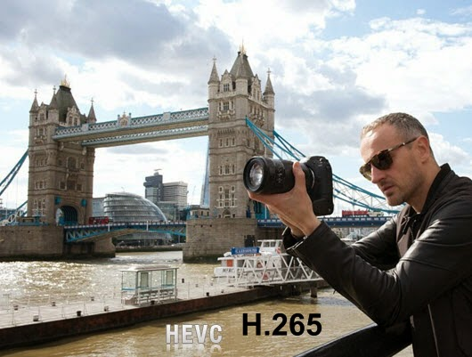 Convert 4K H.265 Video from Samsung NX1 to H.265/HEVC MP4