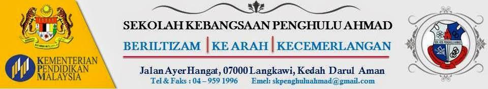 Portal Rasmi SK Penghulu Ahmad