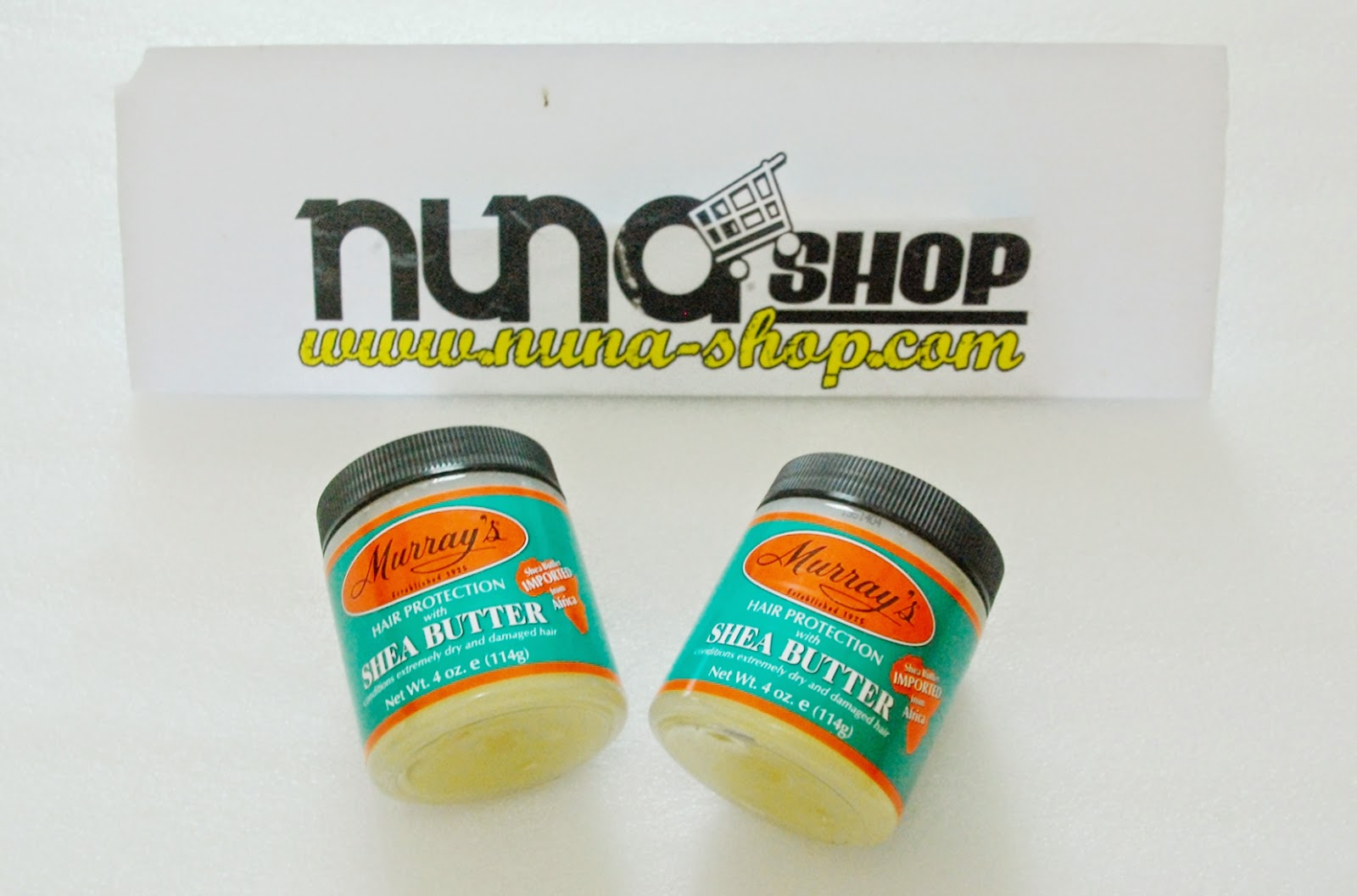 Nuna Shop Jual Murray's Hair Protection with Shea Butter