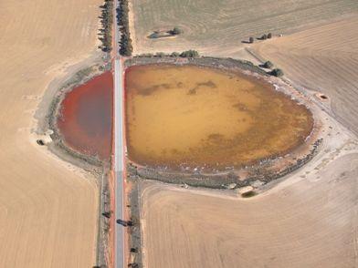 8 Danau Pink Terindah di Dunia: Danau Pink Quarading, Australia