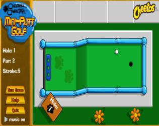 4 player mini golf games