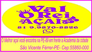VAL DO AÇAÍ