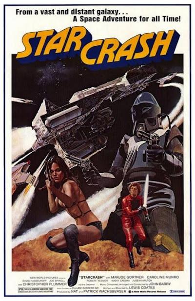 Chá de VHS - Starcrash