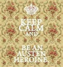 Non per niente vorrei essere un personaggio austeniano!