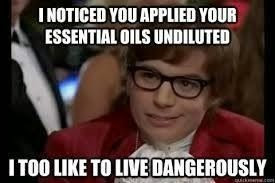1dad3bb6fd4019429a1ee8d357811226 young living for everything! funny essential oil memes