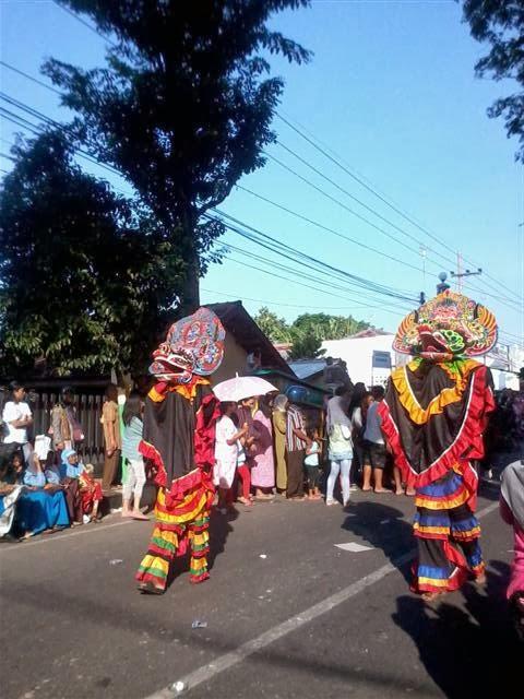 Kirab Budaya Jawa Timur : Trenggalek