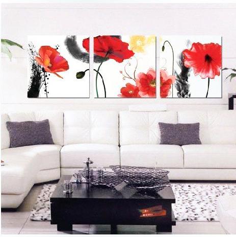 6 ideas para ambientar un living decoguia tu gu a de - Cuadros para pintar en casa ...