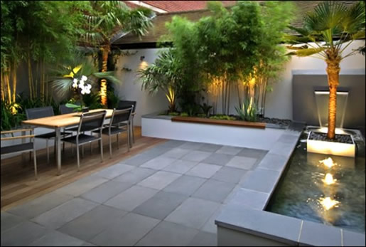 Landscape design ideas top modern landscaping ideas you for Contemporary garden designs and ideas