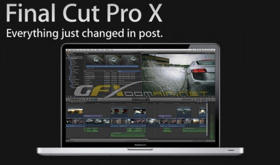 final cut pro x cracked for mac