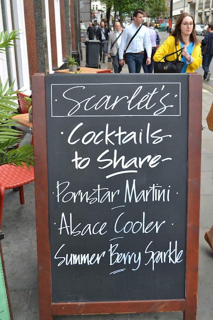 Scarlet's - Covent Garden's Sassy Sister