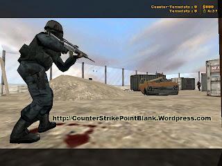 Point Blank Dm_Crackdown_SG550 Map - Optimized for Higher FPS