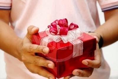 Hadiah, Kado, Hadiah atau Kado