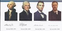 presidentes del monte rushmore