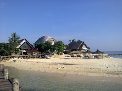 Pulau Umang yang cocok untuk bulan madu