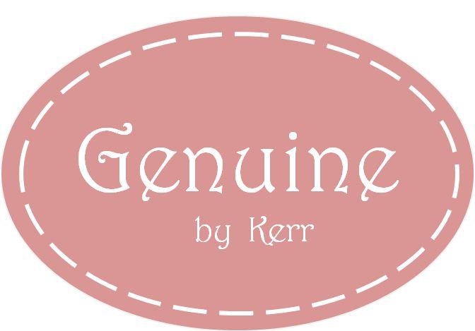 Genuine by Kerr