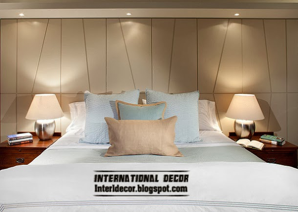 today we want to talk about bedside lights on the sleeping area after bedroom this is the place where we spend a third of your life bedside lighting