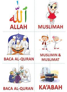 Islamik puzzle percuma