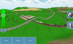 Game kereta api