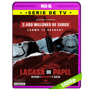 La casa de papel Temporada 1 Completa WEB-DL 1080p Audio Dual Latino-Ingles