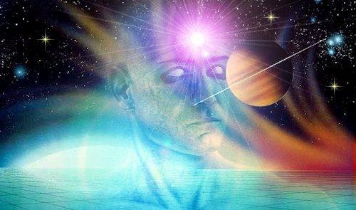 Resultado de imagen de Nuestras mentes están conectadas al universo por los hilos invisibles de las ideas