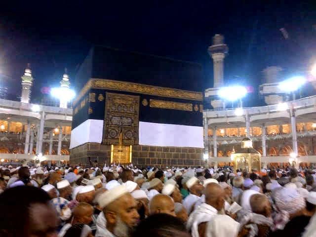 Beberapa Kesalahan Jamaah Saat Ibadah Haji