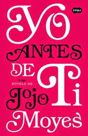 Yo antes de ti - Jojo Moyes