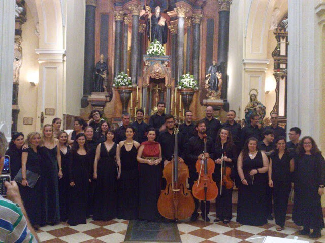 Resonare Fibris Vocal Ensemble & Consort, 2014