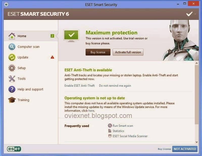 download nod32 antivirus for windows 7 64 bit