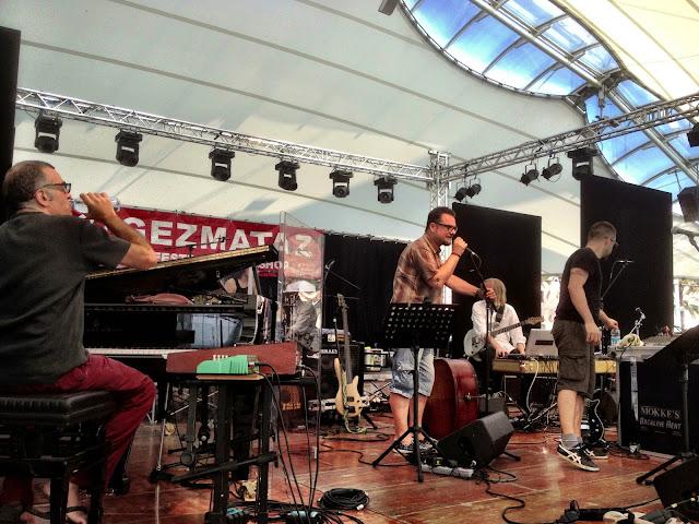 Sid Smith - Gezmataz report Part 3 - RareNoise Night 5