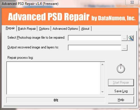 advanced psd repair free download