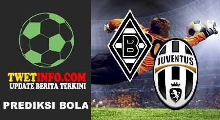 Prediksi Borussia M'gladbach vs Juventus