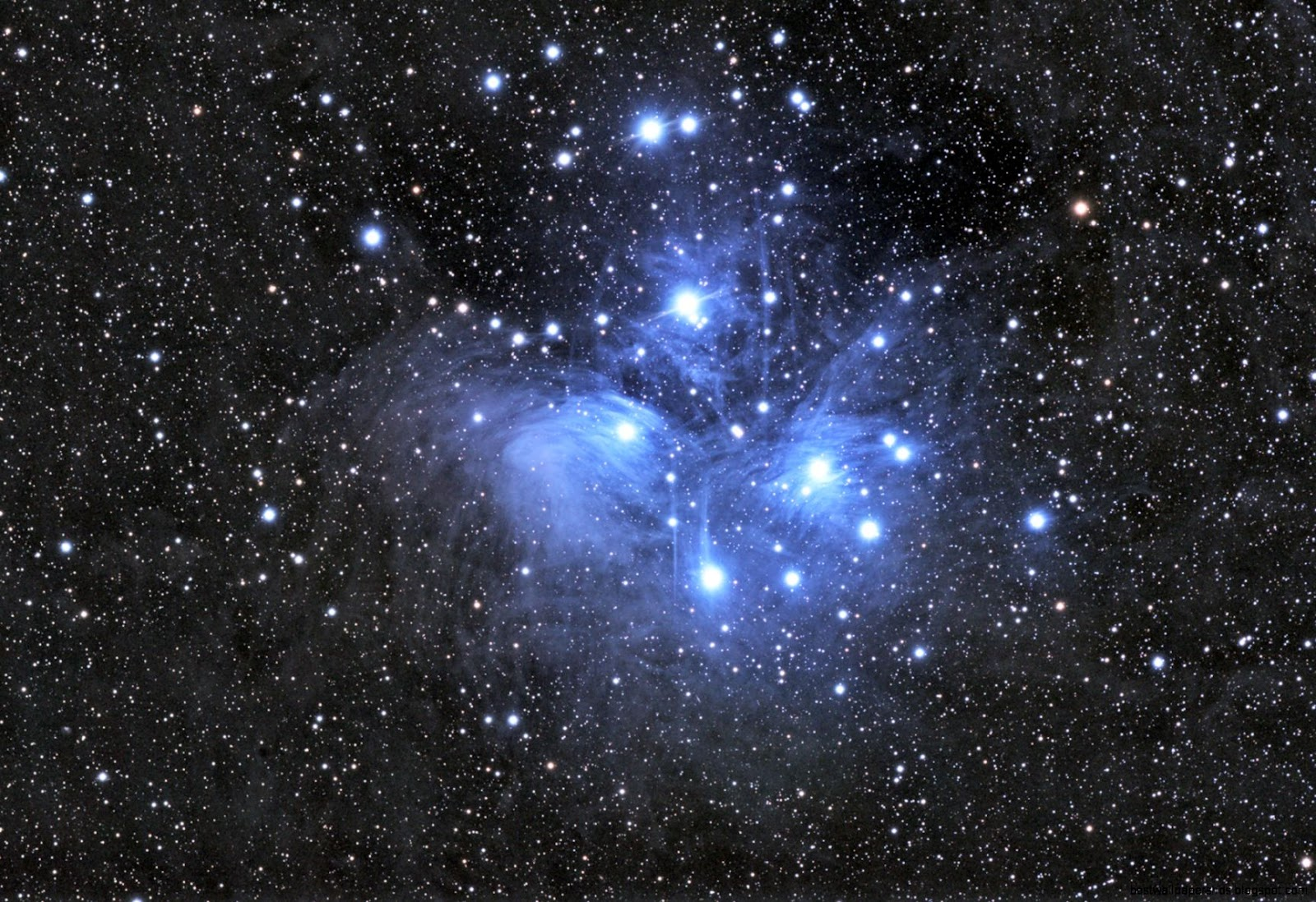 Pleiades Star Cluster Names