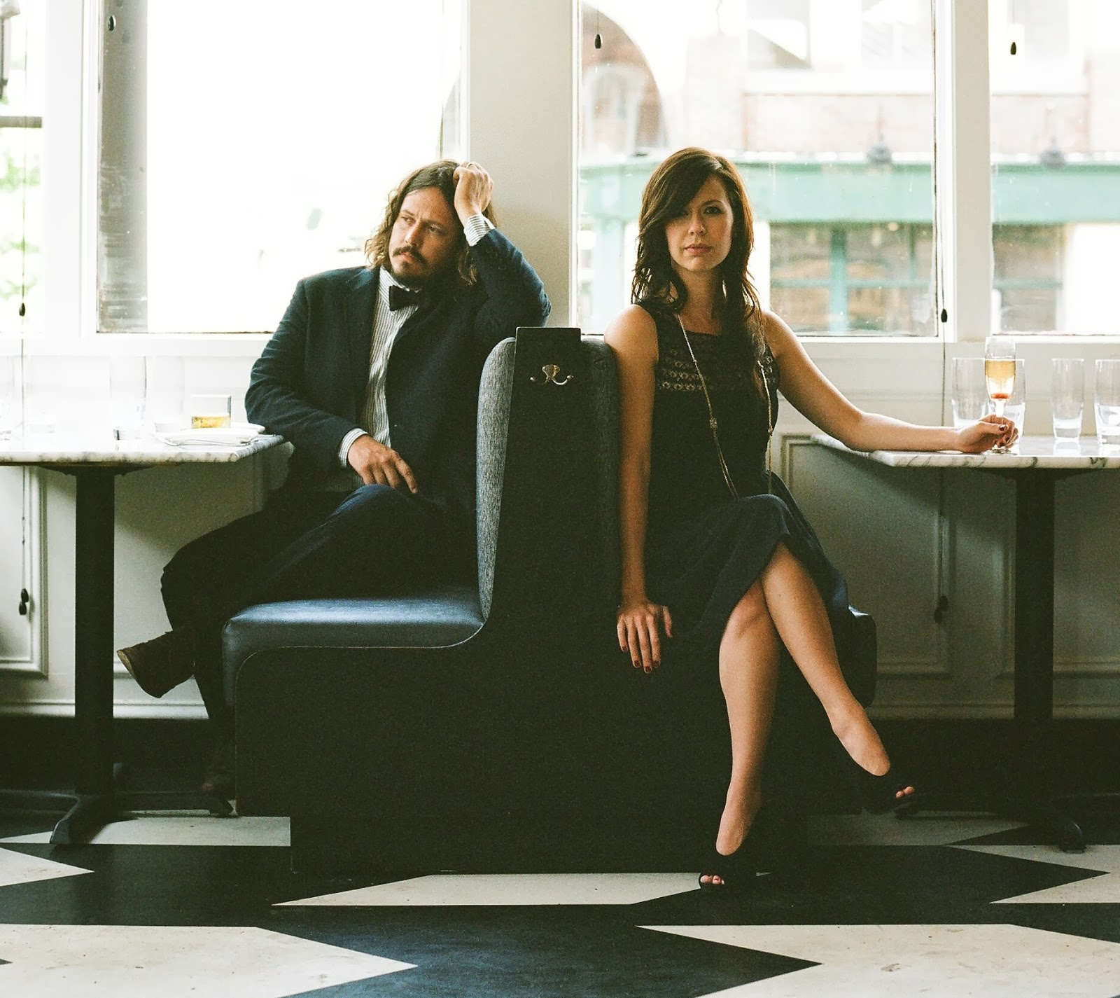 The Civil Wars are entertaining